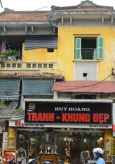 Cư dân biệt thự cổ 65 Nguyễn Thái Học nơm nớp lo sợ sau đám cháy