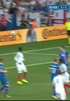 EURO 2016: Nếu pha bóng này thành bàn, người Anh đã không thua Iceland
