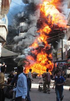 Chiến dịch trên bộ tại Syria có thể dẫn tới cuộc chiến tổng lực