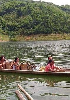 Sở GTVT Nghệ An yêu cầu đảm bảo ATGT đường thủy sau nhiều vi phạm ở hồ Bản Vẽ