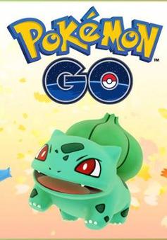 Pokémon GO cập nhật sự kiện nhân đôi XP