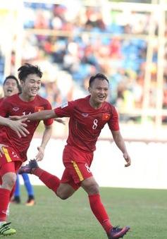 Chấm điểm ĐT Việt Nam ở trận thắng Malaysia: Trọng Hoàng xuất sắc nhất
