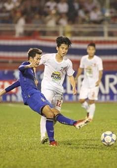 U21 HAGL – U21 Thái Lan: Bàn thắng mở tỉ số của Sombatyotha