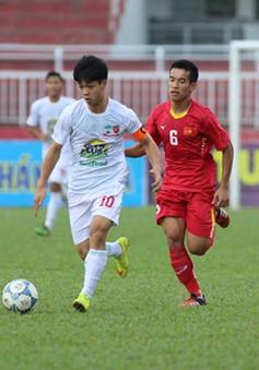 VIDEO: Xem lại diễn biến chính trận đấu U21 HAGL 1-0 U21 Việt Nam