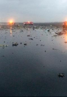 Flydubai bồi thường 20.000 USD mỗi nạn nhân tai nạn máy bay FZ981