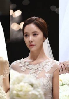 10 mỹ nữ xứ Hàn kết hôn cùng con trai nhà tài phiệt