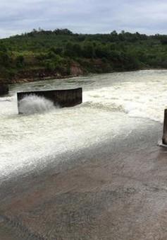 Thủy điện Sông Bung 4 ngừng xả lũ