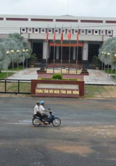 Nhiều sai phạm trong xây dựng Trung tâm hội nghị tỉnh Đăk Nông