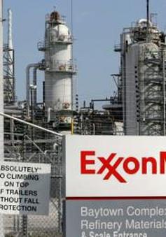 Doanh thu quý II của Exxon Mobil giảm mạnh trong 17 năm