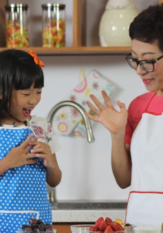 Nấu nướng thật là vui - Truyền cảm hứng nấu ăn cho trẻ em qua sóng truyền hình