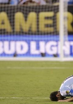 Kết cục cay đắng cho thế hệ vàng của Lionel Messi