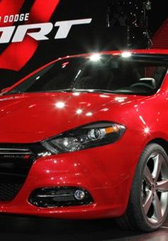 Fiat Chrysler tính khai tử Chrysler 200 và Dodge Dart