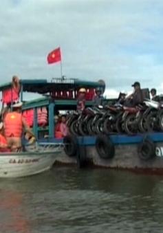 Quảng Nam siết chặt quản lý các bến đò ngang