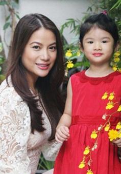 Trương Ngọc Ánh không muốn con gái tham gia nghệ thuật sớm