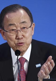 Ông Ban Ki-moon có thể tranh cử Tổng thống Hàn Quốc