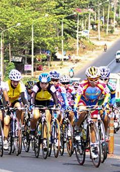 Chặng 7 đua xe đạp nữ quốc tế Bình Dương: Nguyễn Thị Thật về thứ 3
