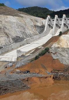 Sự kiện trong nước nổi bật tuần qua: Thủy điện Sông Bung 2 vỡ hầm dẫn dòng