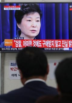 Diễn biến cơn bão trên chính trường Hàn Quốc