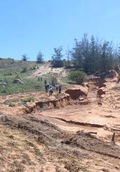 Kiến nghị sớm rà soát dự án khai thác titan ở Bình Thuận