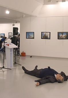 Đại sứ Nga tại Thổ Nhĩ Kỳ bị ám sát không làm ảnh hưởng tới quan hệ hai nước