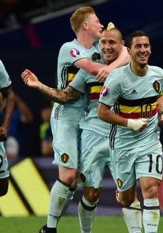 Bỉ sẽ vào chung kết EURO 2016!