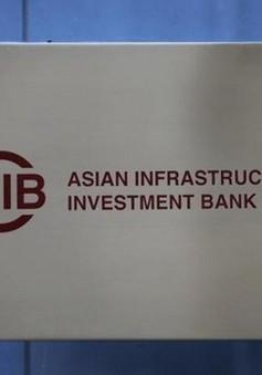 AIIB phê duyệt các khoản cho vay đầu tiên trị giá 509 triệu USD