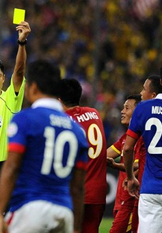 Trọng tài Trung Quốc bắt chính trận đầu tiên của U23 Việt Nam