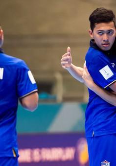 ĐT Futsal Thái Lan thắng ngoạn mục Cuba dù bị dẫn trước 3 bàn