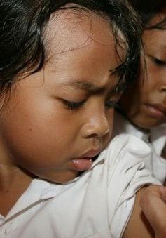 Indonesia tái tiêm chủng cho trẻ em sau vụ bê bối vaccine giả