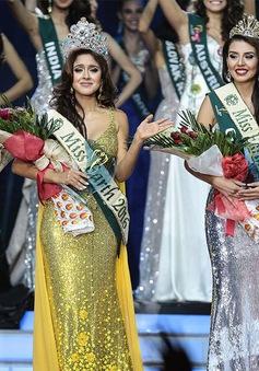 Tân Hoa hậu Trái đất 2016 bị tố đổi tình lấy vương miện