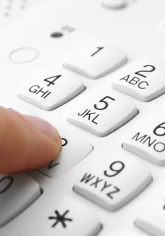 Tại sao bàn phím điện thoại và máy tính bỏ túi lại bố trí ngược nhau?