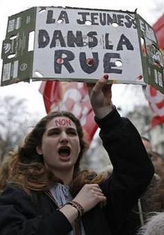 """Mâu thuẫn giữa Chính phủ Pháp và công đoàn lên mức """"không thể dung hòa"""""""