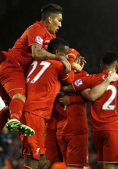 Liverpool 3-0 Man City: Phục thù mãn nhãn, The Kop khiến City lâm nguy