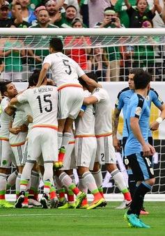 VIDEO: Đại thắng Uruguay, Mexico khẳng định vị thế ứng viên vô địch