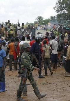 Bạo lực tại CHDC Congo khiến gần 34 người thiệt mạng