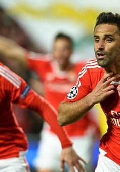 Zenit thua đau trước Benfica vì quả sút phạt phút 90
