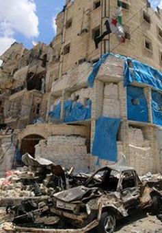 Aleppo - Trận chiến quyết định