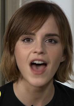 Quên không tắt điện thoại khi phỏng vấn, Emma Watson thấy xấu hổ