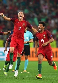 """Bồ Đào Nha """"đỏ"""" nhất EURO 2016?"""