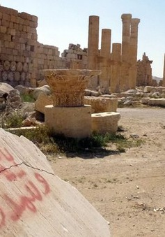 Thành cổ 2.000 năm tuổi hoang tàn sau cơn ác mộng IS
