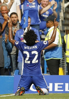 Top 5 bàn thắng đẹp nhất vòng 3 Ngoại hạng Anh 2016/17