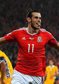 Xứ Wales 4-0 Moldova: Bale lập cú đúp, Wales thắng ấn tượng