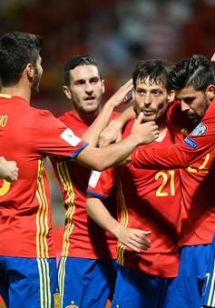 VIDEO, Tây Ban Nha 8-0 Liechtenstein: Mưa bàn thắng!