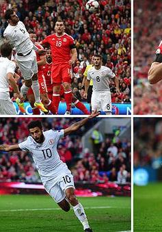 VIDEO, Xứ Wales 1-1 Georgia: Chỉ mình Bale là chưa đủ!