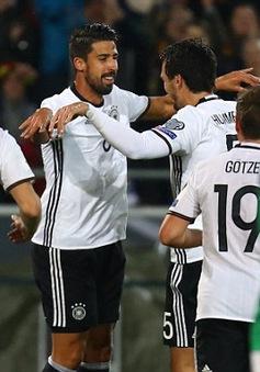 VIDEO, Đức 2-0 Bắc Ireland: Đòn phủ đầu mạnh mẽ!