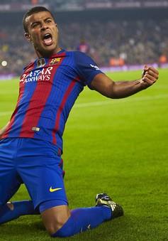 Barcelona 1-0 Granada: Người hùng Rafinha!