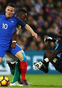 Pháp 0-0 Bờ Biển Ngà: Sự quả cảm của các cầu thủ Bờ Biển Ngà