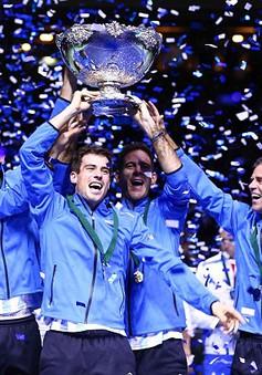 Chung kết Davis Cup: Argentina lên ngôi vô địch