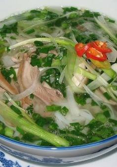 3 món ăn Việt lọt top 100 món ăn ngon nhất thế giới