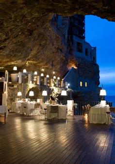 Ghé thăm nhà hàng có vị trí đắc địa nhất thế giới